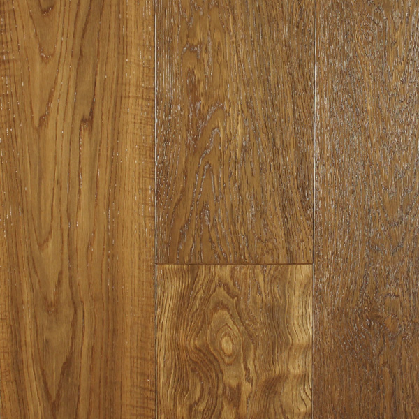 Hardwood flooring smoked oak brushed laulmag291fbrs5 for Laurentian laminate flooring