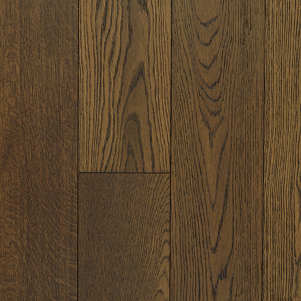 Hardwood flooring white oak canova brushed for Laurentian laminate flooring