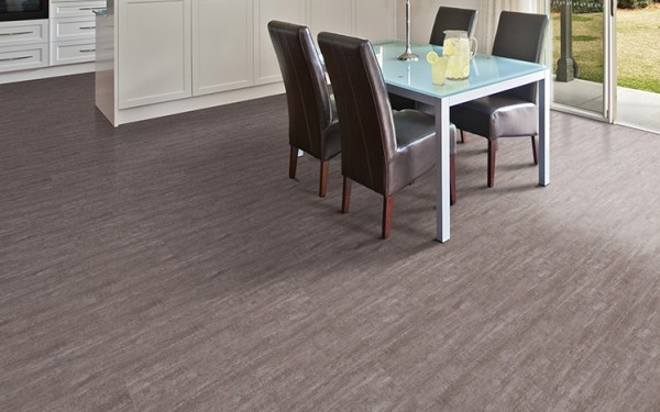 Luxury Vinyl Floored See It Do It Love It - Place and press floor tiles